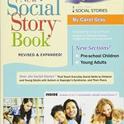 New social stories book cover